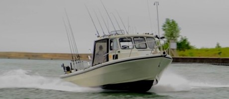 JP Fishing Charters On Lake Erie Ontario
